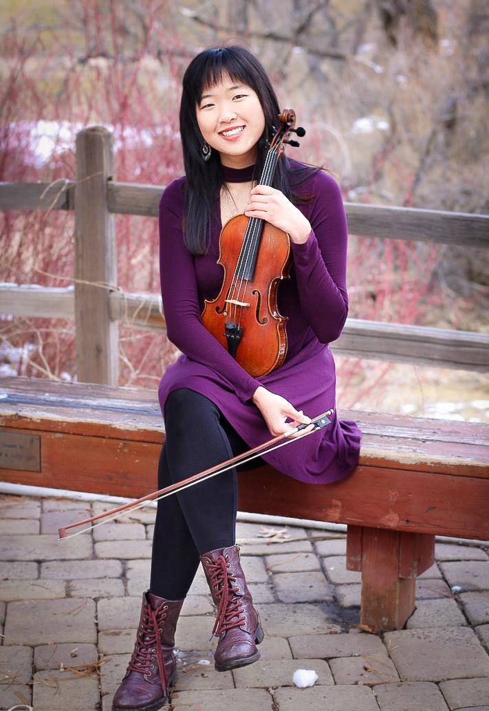 Jinkyung Moon (violin)