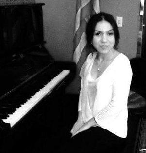 Sahar Rahmatian (piano)
