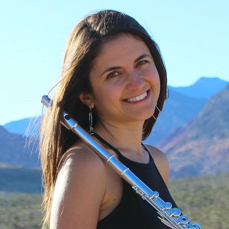 Lauren Sofka (flute, piano)